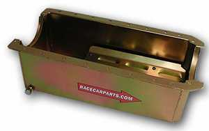 Brand New 10 Quart oil pan for 392/354 early hemi