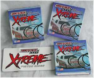 392 Akerly and Childs Extreme ring kits