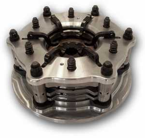 10in All Titanium Fully Centrifugal Glide-type Clutch