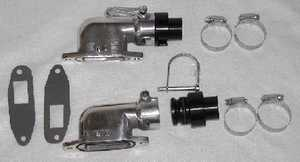 Valve Cover Breather Tube Kit