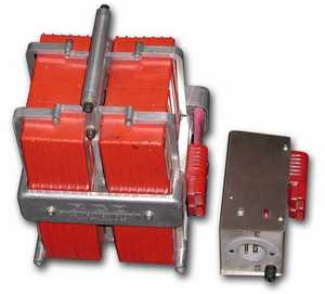 Small RCD 48 volt battery packs