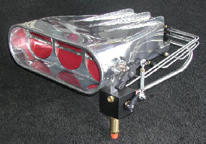 Performance motorsports nostalgic performance racing equipment enderle fuel injection bugcatcher 3 rib fuel injector eventshaper