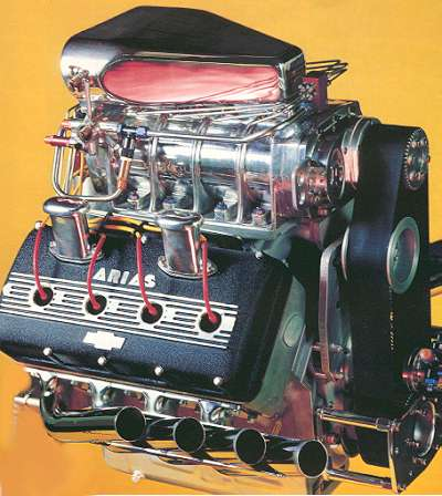 L on Chevy 4 3 Distributor Timing