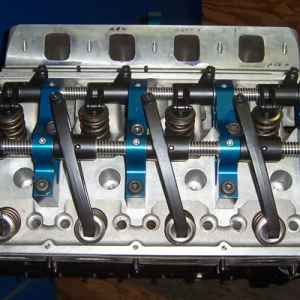 HEMI CHEVY CYLINDER HEAD KIT