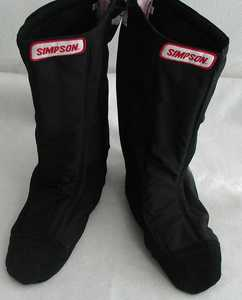 SIMPSON Funny car drag boots
