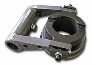 Billet Fabricated East West clutch Throw out bearing and fork assembly