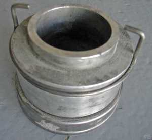 Used throw out bearing and collar