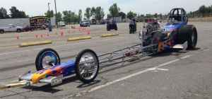 2001 Stirling dragster built for J/r fuel