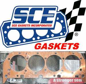 BB SCE copper head gaskets